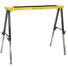 brennenstuhl Falt-Arbeitsbock MB 120 KH, schwarz/gelb