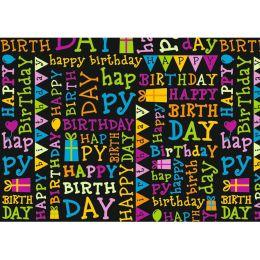 SUSY CARD Geschenkpapier Your day, auf Rolle