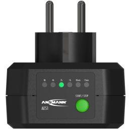 ANSMANN Energiespar-Steckdose ZEROWATT AES1, zeitgesteuert