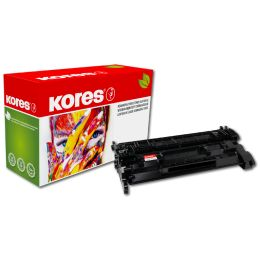 Kores Toner G1226RBS ersetzt Canon 729BK/hp CE310A, schwarz