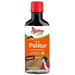 Poliboy fixneu Holz Politur dunkel, 100 ml