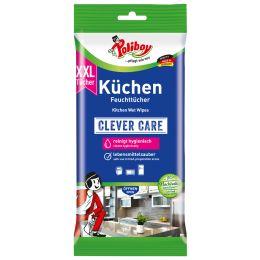 Poliboy XXL Küchen Feuchttücher, 24 Stück