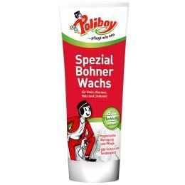 Poliboy Spezial Bohner Wachs, 250 ml in Standtube