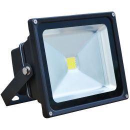 DIODOR LED Flutlichtstrahler Outdoor, 30 Watt, schwarz