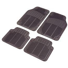 uniTEC KFZ-Fußmatten-Set Comfort, 4-teilig