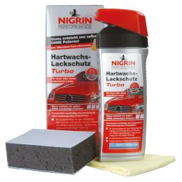 NIGRIN Performance Hartwachs-Lackschutz Turbo, 500 ml