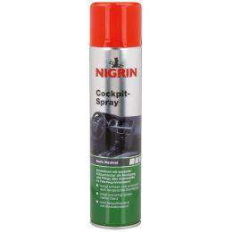NIGRIN Cockpit-Schaumspray, 400 ml Spraydose