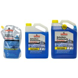 NIGRIN KFZ-Scheiben-Frostschutz Energizer, Fertigmix, 2 l