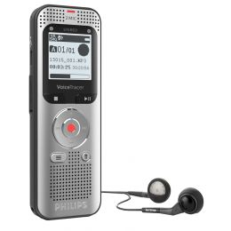 PHILIPS Audiorecorder DVT2050, 8 GB Speicher