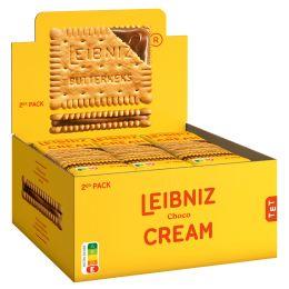 LEIBNIZ Doppelkeks Keksn Cream Choco, im Display