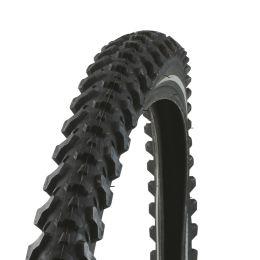 FISCHER Fahrrad-Reifen, pannensicher, 26 (66,04 cm)