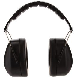 3M Kapsel-Gehörschutz 90563EC1, faltbar, schwarz