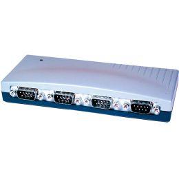 EXSYS USB 1.1 Konverter - 4 x serielle RS232 Schnittstelle