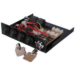 EXSYS Serial ATA II PCI-Express RAID Controller, 2 Port