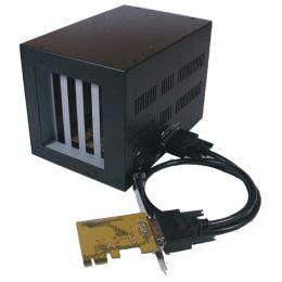 EXSYS PCI-Express Bus zu 4 x PCI Slot Expansion Box