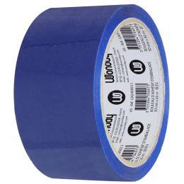 Wonday Verpackungsklebeband, aus PP, 50 mm x 66 m, blau