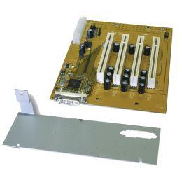 EXSYS 4 x PCI-Slot Expansion Board für alle ATX-PC Gehäuse