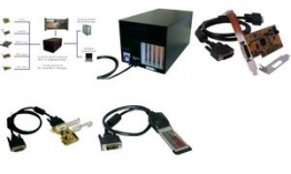 EXSYS PCI Adapter für Expansion Box EX-1031/1032/1035
