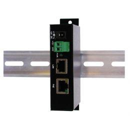 EXSYS PoE Injektor, entspricht IEEE 802.3af Standard