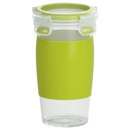 emsa Smoothie Mug CLIP & GO, 0,45 Liter, rund