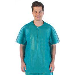 HYGOSTAR SMS-Shirt, kurzarm, grün, S