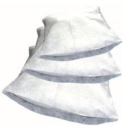 HYGOSTAR Einweg-Kopfkissenbezug SLEEPY, PP-Vlies, weiß