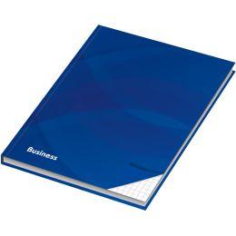 RNK Verlag Notizbuch Business blau, DIN A4, kariert
