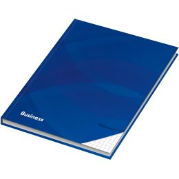 RNK Verlag Notizbuch Business blau, DIN A5, kariert