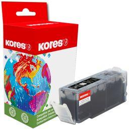 Kores Tinte G1503BK ersetzt Canon CLI-8BK, schwarz