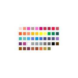 bruynzeel Aquarell-Buntstift design Aquarell, 48er Box