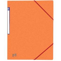 Oxford Eckspannermappe Top File+, DIN A4, orange