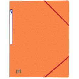 Oxford Eckspanner Top File+, DIN A4, orange