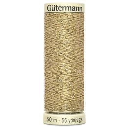 Gütermann Nähgarn Metalleffektfaden W 331 SB, Farbe: 24