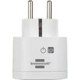 brennenstuhl WiFi Steckdose WA 3000 XS01, weiß