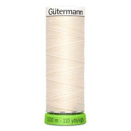 Gütermann Nähgarn Allesnäher rPET, 100 m, Farbe: 802