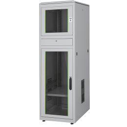 DIGITUS 19 Industrie-PC-Schrank, 36HE, IP 40, lichtgrau