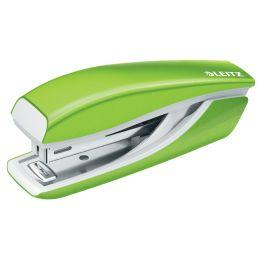 LEITZ Heftgerät Mini Nexxt WOW 5528, grün, im Karton