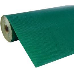 Clairefontaine Geschenkpapier Unicolor, auf Rolle, grün