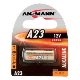 ANSMANN Alkaline Batterie A23, 12 Volt (LRV08)