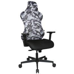 Topstar Bürodrehstuhl Sitness RS Sport, schwarz/weiß