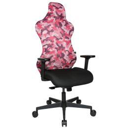 Topstar Bürodrehstuhl Sitness RS Sport, schwarz/pink