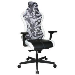 Topstar Bürodrehstuhl Sitness RS Sport Plus, schwarz/weiß