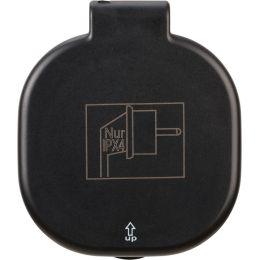 brennenstuhl WiFi Steckdose WA 3000 XS02, schwarz