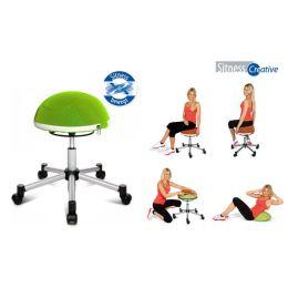 Topstar Fitness-Hocker Sitness Half Ball, apfelgrün