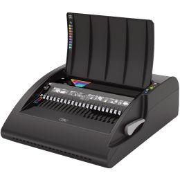 GBC Elektrisches Plastikbindegerät CombBind C210E, schwarz