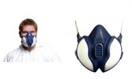 3M Partikelvorfilter für Atemschutzmaske 4251