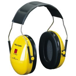 3M Peltor Komfort Kapsel-Gehörschutz H510AC, gelb/schwarz