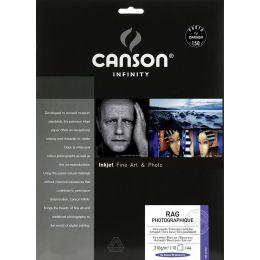 CANSON INFINITY Fotopapier Rag Photographique, 210 g/qm, A3