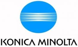 Original Toner für KONICA MINOLTA BizHub C35, gelb