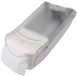 HYGOSTAR Servietten-Spender, aus Kunststoff, grau